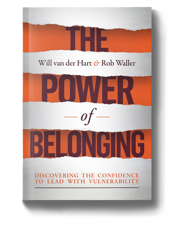 The Power of Belonging Cover
